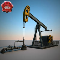Oil Pump Pumpjack