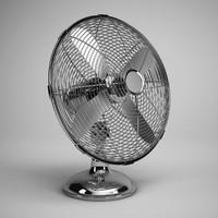 CGAxis Desk Fan 03