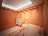 3dsmax bathroom