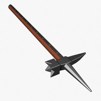 hammer battle 3d max