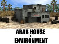 Arab House and Environment
