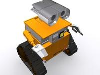 robotic film character max