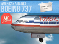 Boeing 737-800 American Airlines