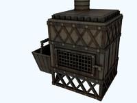 furnace 3d 3ds