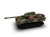 WW2 PanzerV tank