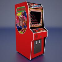 3d 1981 arcade