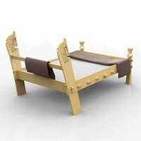 3d viking beds