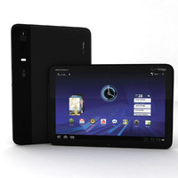 motorola xoom tablet 3d 3ds