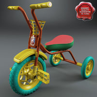 Children Tricycle V2