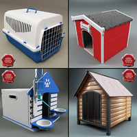 Dog Kennels Collection