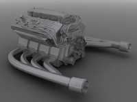 3ds max engine
