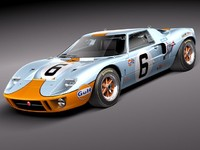 Ford GT40 1963-1969
