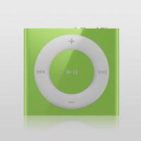 3d ipod shuffle 4g
