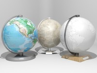 World Globe Set