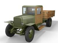 zis - 5v 3d model