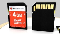 AGFA SD-Card