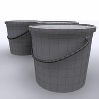 Buckets MAX 2010