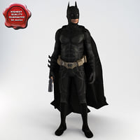 3d batman pose1