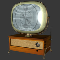 3d philco predicta holiday model