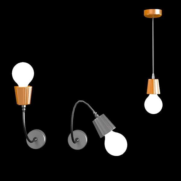 Modo Luce budino modern bulb wall lamp sconce pendant suspension fun kid children.jpg