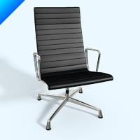 ea 116 aluminium easy chair max