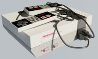 Nintendo 8bit Console