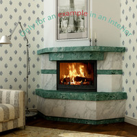 fireplace 44 3d dwg