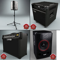 lightwave speakers set coluna
