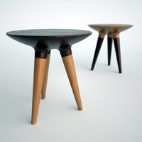 coventry stool 3ds