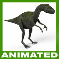 Dinosaur Animated