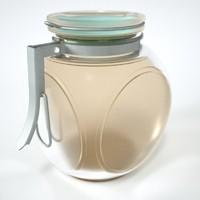 3dsmax jar kitchen