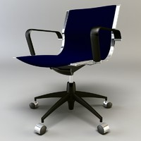 office chair obj