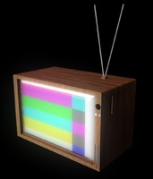 classic television 3d ma