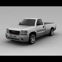 GMC C1500 Sierra 2006 - 2 Door Pickup