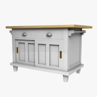 maya kitchen island