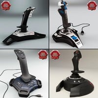 3d max joysticks v1