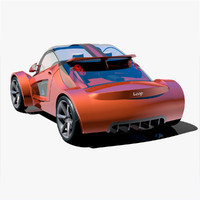 3ds loop small sports car
