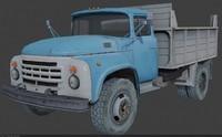 truck ready 3d model