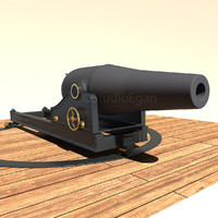Dhalgren Smooth-Bore Cannon