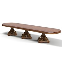 Jumbo long Dining Table