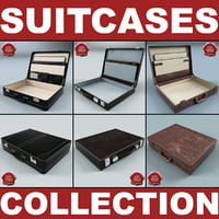 Suitcases Collection V3