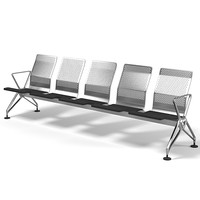 Vitra Airline airport railway station public space waiting area system seat