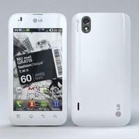 LG Optimus White/Bright