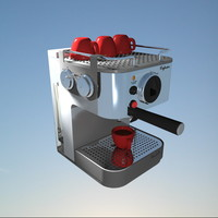 3d model palson expresso coffee