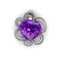 pendant jewelry 3d 3dm