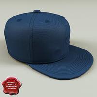 maya baseball hat v2