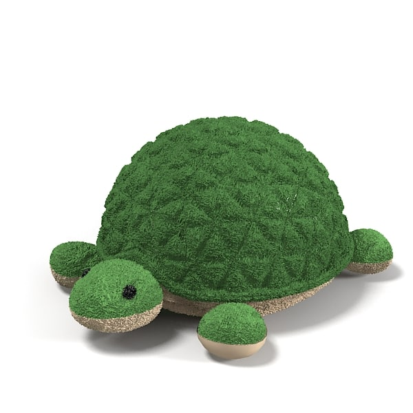 Toy Turtle plush game kid entertainment children .jpg
