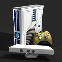 Xbox 360 Star Wars Bundle