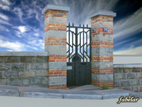 3d gate italian structures