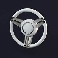 Yacht steering wheel